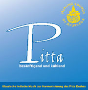 Pitta CD - Healing Sounds of Ayurveda